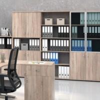 Офисные шкафы: виды и особенности выбора