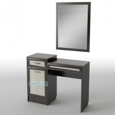 Будуарный столик с зеркалом БС-04