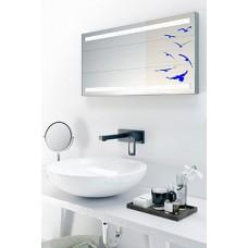 Зеркало для ванной Чайки В-3