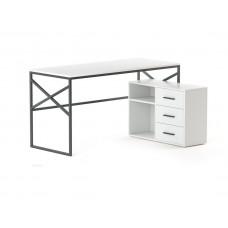 Письменный стол с тумбой Джуниор