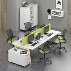 Письменный стол Мастер одноместный
