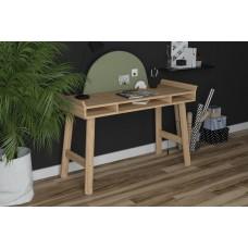 Письменный стол Скриф с полкой в скандинавском стиле
