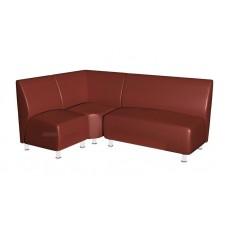 Комплект мягкой мебели для офиса и кафе Актив