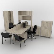 Комплект офисной мебели Менеджер-14