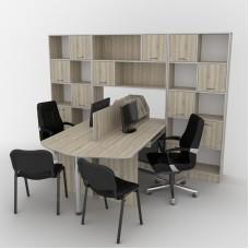 Комплект офисной мебели Менеджер-15