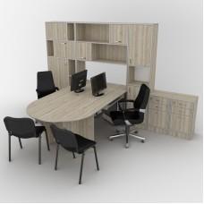 Комплект офисной мебели Менеджер-16