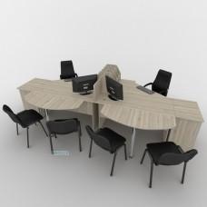 Комплект офисной мебели Менеджер-03