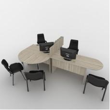 Комплект офисной мебели Менеджер-08