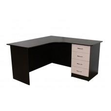 Офисный стол угловой Ника ОН-613-1400