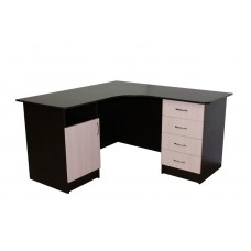 Офисный стол угловой Ника ОН-64