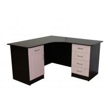 Письменный стол угловой Ника ОН-67-1600