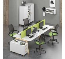 Как выбрать офисные столы для персонала