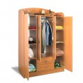 Шкаф в детскую ШДУ-2 Классик, код: 1393